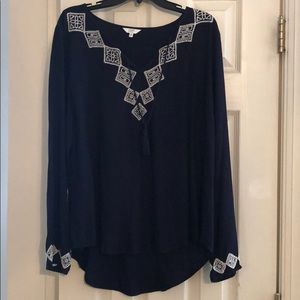 Crown and Ivy Top
